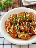 鶏むね肉de甘酢ダブルマヨチキン