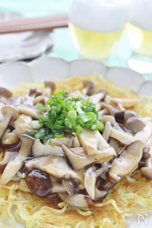 【400kcal以下】低カロリー「揚げない皿うどん」のレシピを管理栄養士が伝授の画像