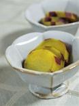 さつま芋の柚子煮
