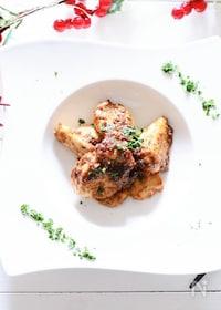 『鶏胸肉のマッシュルームソース』