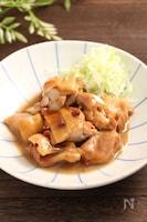 鶏もものスッパ辛煮 花椒唐辛子