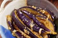 【冷やして味染み】ポン酢とラー油で茄子のピリ辛焼き浸し