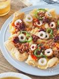 フライパンで。油揚げと納豆のピザ【簡単・低糖質】