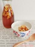 りんごとオレンジの酵素ドリンク