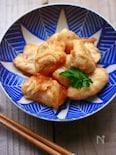 湯煎で簡単!鶏のやわらかピリ辛煮