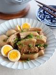 【STAUB】豚バラ肉のさっぱり煮