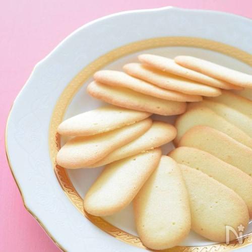 ラングドシャ 『猫の舌』という名のフランスのクッキー