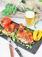 オーブンまかせで簡単!チキンのオーブン焼き鳥