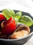 鰺のパルミジャーノ焼き