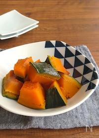 『簡単和総菜☆はちみつでしっとり♪かぼちゃ煮』