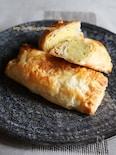 アンチョビポテトのサクサクパイ