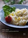 炊飯器で簡単!コーンご飯☆j