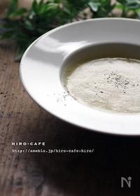 『さつまいもと豆乳で作る冷製スープ☆』