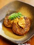 たかきびおろしハンバーグ☆
