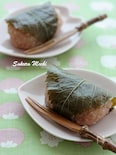 お鍋でつくる 道明寺☆桜餅