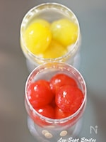 プチトマトのコンポート グランマルニエ風味☆