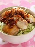 食べラー鶏レタス丼