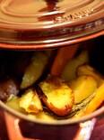 ストウブ鍋☆赤じゃがいものローストローズマリー風味