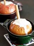 ストウブ鍋☆まるごと焼きりんご