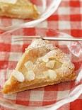 洋梨のアーモンドケーキ
