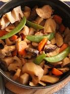ストウブ鍋と50℃洗いで筑前煮