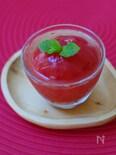 ひんやりトマトのコンポート