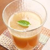 〈くらし薬膳〉梨とミントのジュース