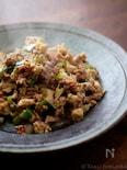 汁なし麻婆豆腐