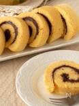 ゆず香る 和風ロールケーキ〜ホットプレートで〜