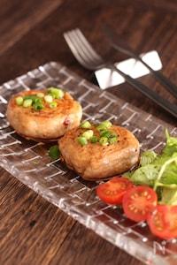 簡単!豪華な和風豚肉ロールステーキ!【#食材1品】