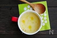 <ポリ袋調理>イタリア風卵スープ