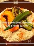 ババガヌーシュ 茄子のディップ 地中海の料理