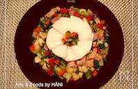 生で食べられるピーチかぶであっさりイタリアン前菜