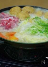 『粕汁鍋』