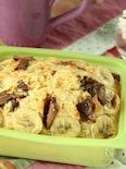 シリコンスチーマーで☆チョコバナナヨーグルトケーキ