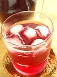 夏対策!赤しそジュース