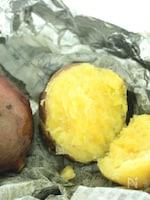みいさんが作る☆おいしい焼き芋の作り方