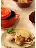 ストウブミニココットで鶏肉のオーブン焼き