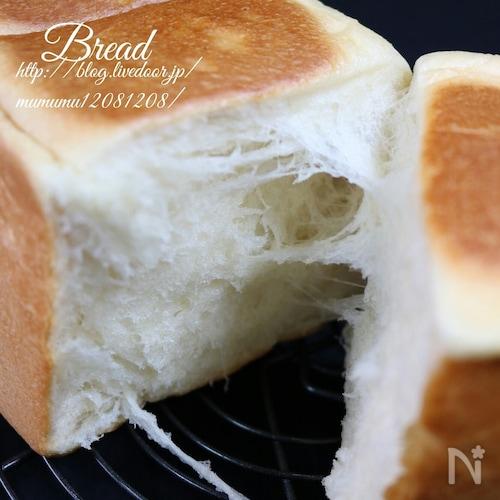 今流行りの!生食パン
