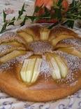 ドイツ菓子アップルクーヘン