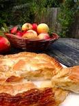 もぎたてりんごのアップルパイ