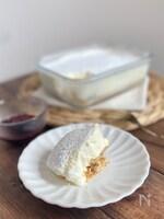 【ふわとろ食感】天使のレアチーズケーキ