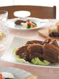 豚バラのバルサミコ酢煮 作り置き、パーティーに♪