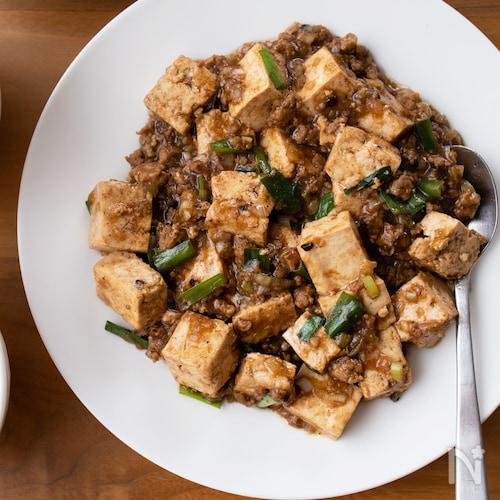 『甜麺醤要らず。我が家の麻婆豆腐』#八丁味噌#定番中華
