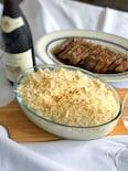 肉料理の付け合せにぴったり!マッシュポテトグラタン