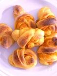 【ほっとき!もちもちパン】【トースターで焼ける】かぼちゃパン