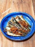 雪平鍋で作る「イワシの生姜煮」