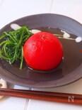 トマトの煮物