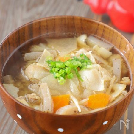 豚汁 レシピ 人気