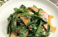 レバニラ炒め 豚レバーで下処理簡単